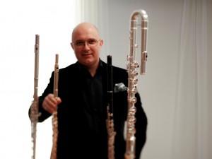Ion Bogdan Stefanescu - flautist