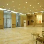 Sala Mica a Palatului intrare