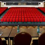 Sala New York Amenajata in forma de amfiteatru