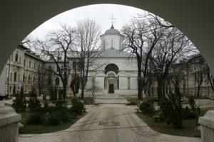 Biserica din incinta Palatului Cotroceni