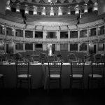 Opera Nationala Bucuresti - privire de pe scena