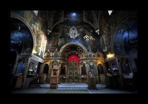 Biserica Rusa Bucuresti - interior