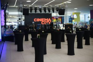 Foaier - Cinema Mega Mall