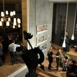 Hotel Sarroglia - Salonul de Arta