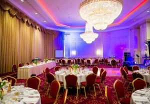 JW Marriott Bucharest Grand Hotel - Constanta Ballroom