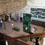 Muzeul National al Taranului Roman - Sala Acvariu