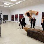 Muzeul National al Taranului Roman - Sala Foaier