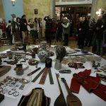 Muzeul National al Taranului Roman - Sala Laolalta