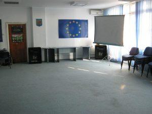 Palatul National al Copiilor - Sala Europa