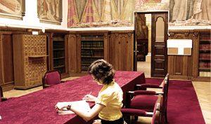 Sala Atanasie Mironescu - Biblioteca Sfantului Sinod