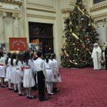 Sala Europa Christiana - Palatul Patriahiei