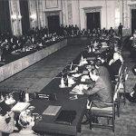 Sala Tronului in perioada comunista
