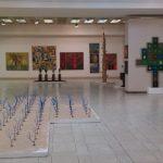 Sala de expozitii de arta Contantin Brancusi