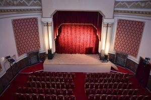 Interior Sala de Spectacole a Teatrului Elisabeta
