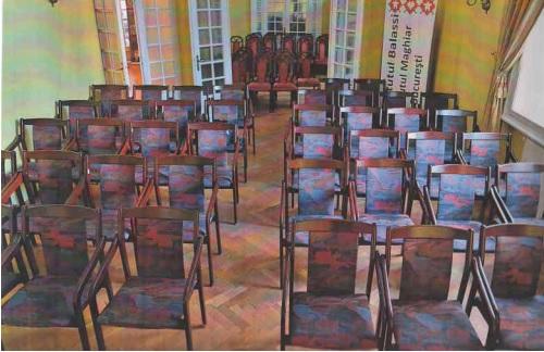 Sala de spectacole a Institutului Maghiar