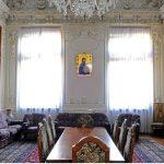 Salonul Sancta Parascheva - Palatul Patriarhiei