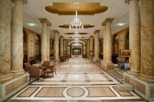 Athenee Palace Hilton Bucharest - Holul principal