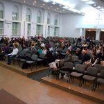 Liceul Teologic Baptist Logos - Sala de festivitati