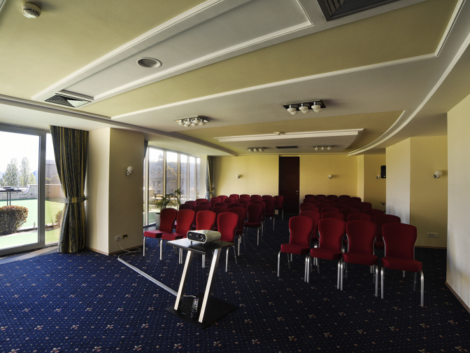 Sala Opera a Hotelului Intercontinental