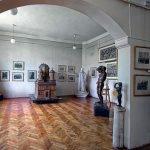 Muzeul Storck - interior