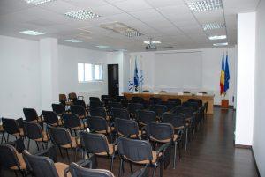 Romexpo - Centrul de Presa