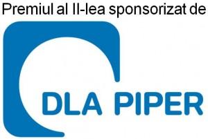 Premiu sponsorizat de DLA Piper