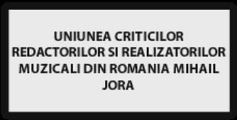 Uniunea Criticilor, Redactorilor si Realizatorilor Muzicali din Romania - Mihail Jora
