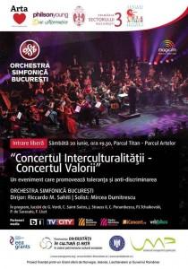 Concertul Interculturalitatii - Concertul Valorii
