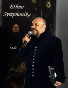 Marius Dragomir - compozitor Ethno Symphonica