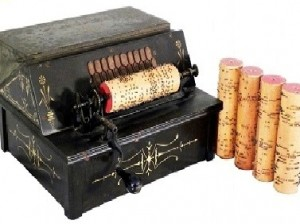 Cutiuta muzicala cu cilindri intersanjabili