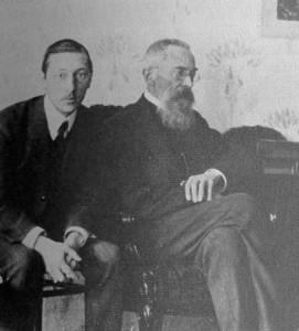 Nikolai Rimski-Korsakov si Igor Stravinsky