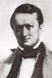 Richard Wagner portret 1850