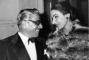 Aristoteles Onassis si Maria Callas