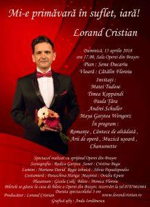 Afis Cristian Lorand