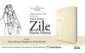 """Lansare Cartea-album """"Zile"""" a artistului Florin Mitroi"""