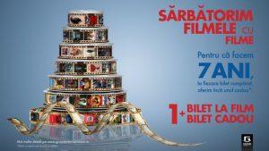 Grand Cinema & More - aniversare 7 ani