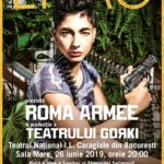 Roma Armee poster final
