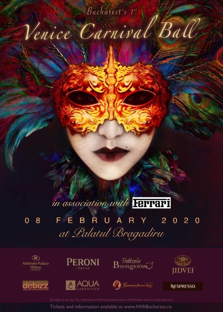 Venice Carnival Ball 2020