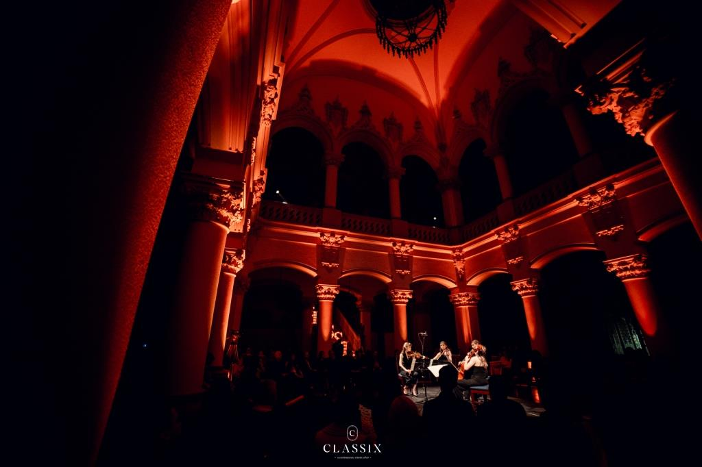 Classix Day 4 - Selini Quartet