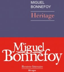 Coperta Heritage - Miguel Bonnefoy