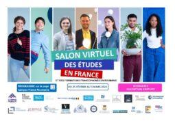 Salonul studiilor in Franta