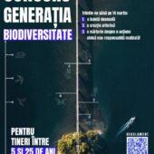Anunt concurs generatia biodiversitate