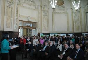 Palatul Bursei Bucuresti - interior