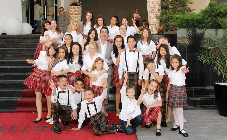Corul copiilor DGASPC Sector 6