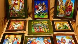 Seniorii DGASPC Sector 6 - pictura