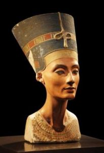 Nefertiti la Neues Museum