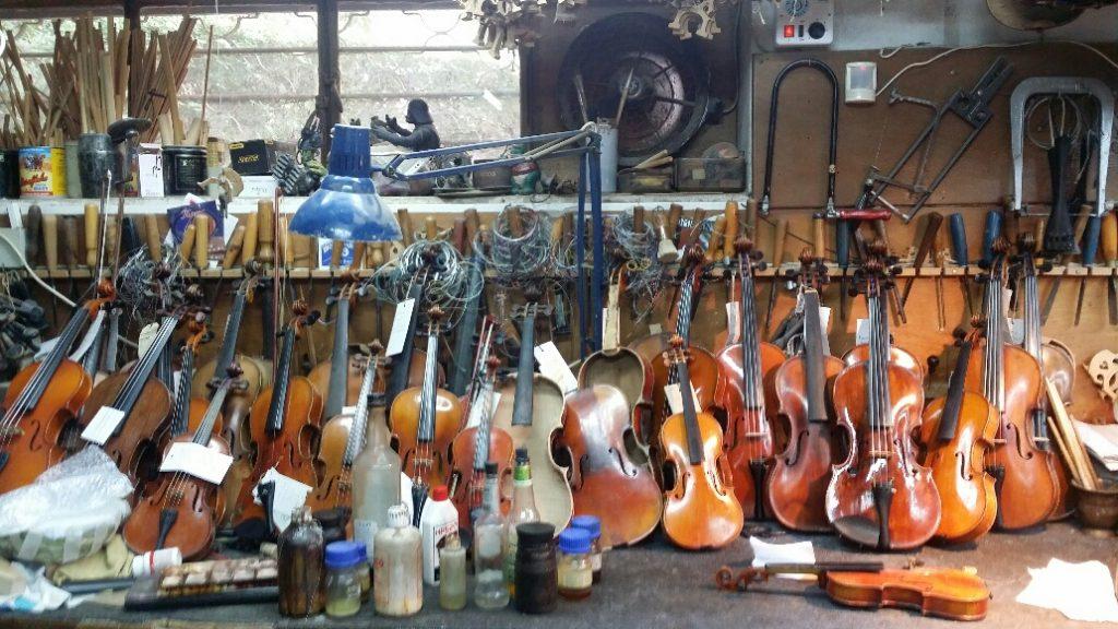 The Violins of Hope