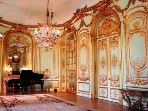 Palatul Behague - Sala de Bal