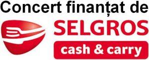 Concert finantat de Selgros