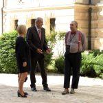 Concertul Societatii Muzicale in onoarea ES Domnul Milan Begovic, Ambasadorul Muntenegrului